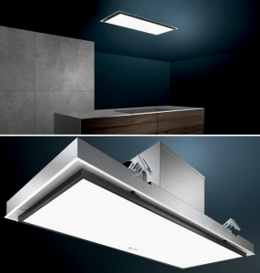 Afzuiging keuken – plafond afzuigkap: Siemens iQ700 - LR29CQS25 plafondunit