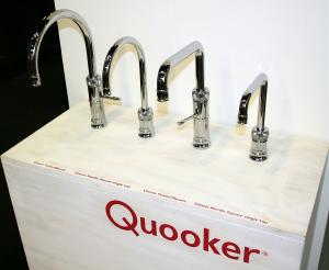 Quooker Classic Collectie van de kokendwaterkraan