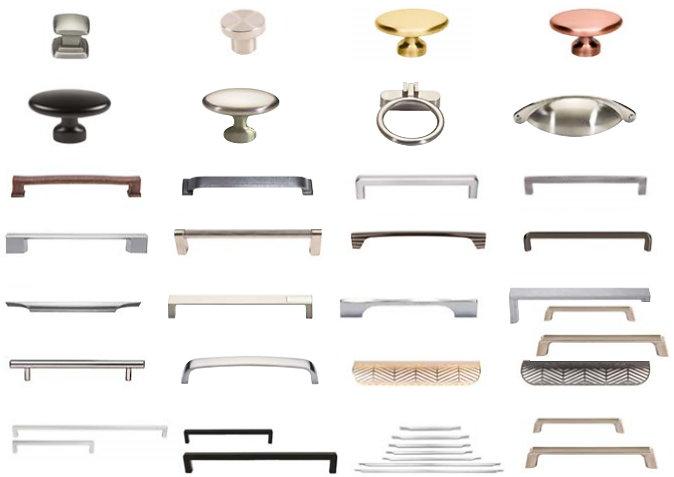 Basiselement van de keuken: keuken handgrepen - Häcker deurgrepen