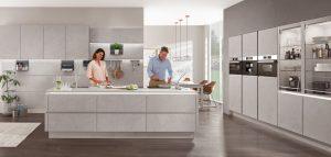 Keukenstijl: design keuken – Nobilia keuken 566 304