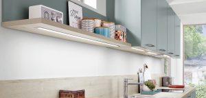 Keukenaccessoires: Keukenverlichting – Nobilia LED plankverlichting