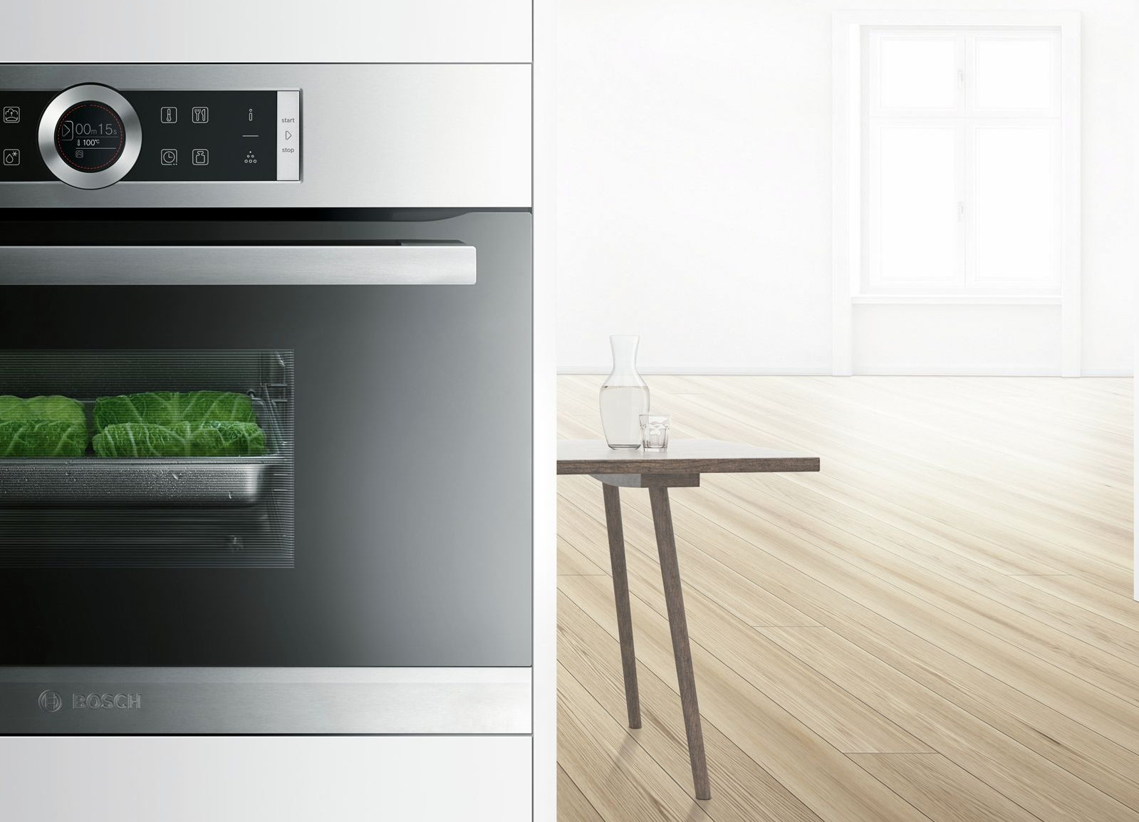 Keuken schoonmaken tips: oven schoonmaken – Bosch oven