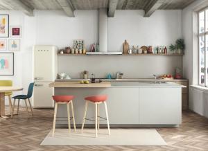 composiet keukenblad grijs met witte aders, Silestone Loft Camden
