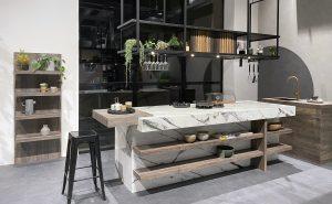 Design keuken in de nieuwste keukentrends – Wave Frame afzuigkap, PITT cooking