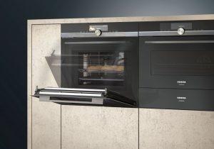 Combi oven met automatische programma's, Siemens oven Studioline