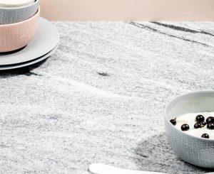 Graniet aanrechtblad, Evora Granite Bangalore White